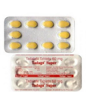 TADALAFIL buy in USA. Tadaga Super - price and reviews