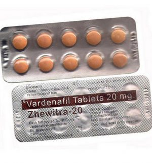 VARDENAFIL buy in USA. Zhewitra-20 mg - price and reviews